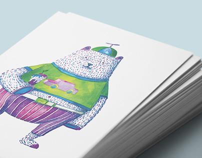 Bookfest cards