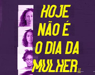 Campanha Dia da Mulher - Câmara Municipal de São Luís