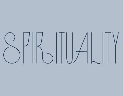 Spirituality Font (Free Font) New 2015