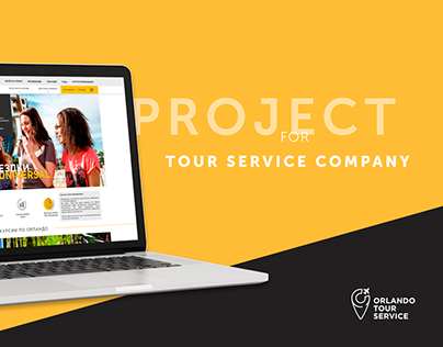 Project for Orlando Tour Service