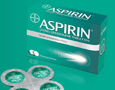 Bayer Aspirin Global Redesign