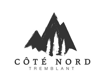 Logo Design | Côté Nord Tremblant