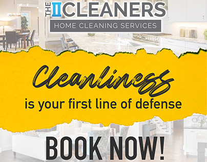 the 2nd CLEANERS project AD