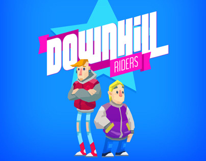 Downhill Riders (iOS)