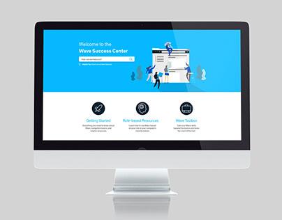 McKinsey Wave Website Revamp