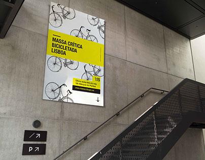 Massa Crítica - Bicicletada