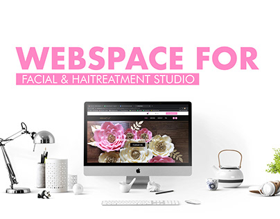 AwildabBeauty Web design Project