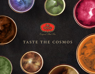 ChaTraMue - Taste the Cosmos
