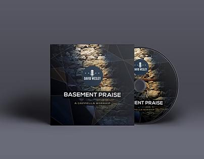 David Wesley Branding and CD Art