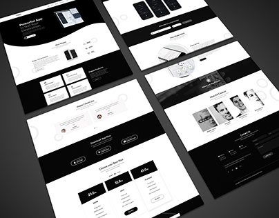App landing Page - Mappa -themeforest Approved