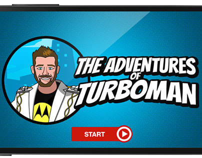The Adventures of Turboman mobile app game