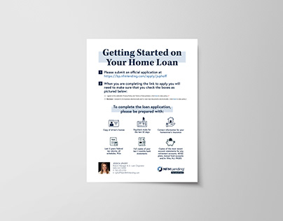 NFM Lending - Getting Started on Your Home Loan
