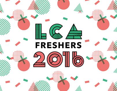 Leeds College of Art Fresher's 2016