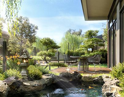 Zen Garden Dezoor