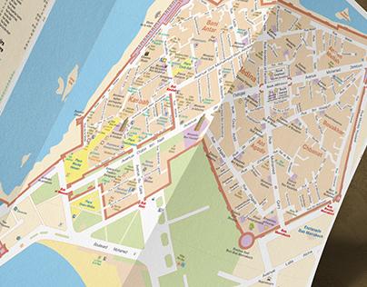 Plan de Marrakech & Essaouira
