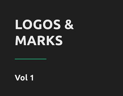 Logos & Marks Vol 1