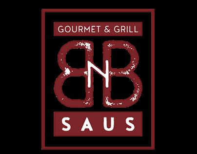 BnB Gourmet & Grill Saus - Logos