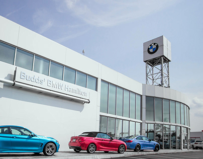 BMW Store Design Experience