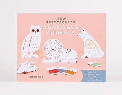 Sew Spectacular: Adorable Animals