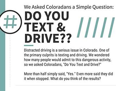 Do You Text and Drive?
