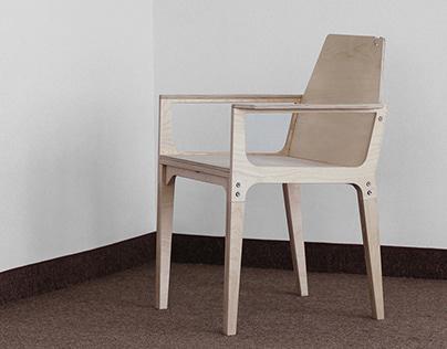 DS Chair Prototype 1.2.8