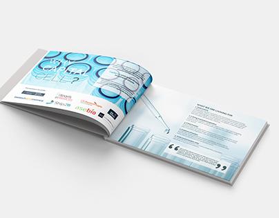 Brochure for entrepreneurs