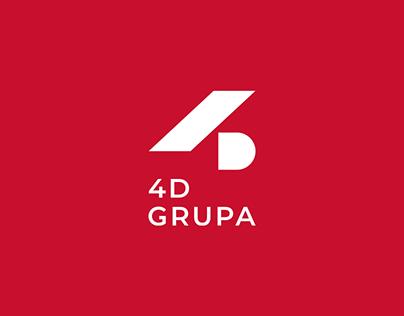 Branding for the 4D grupa