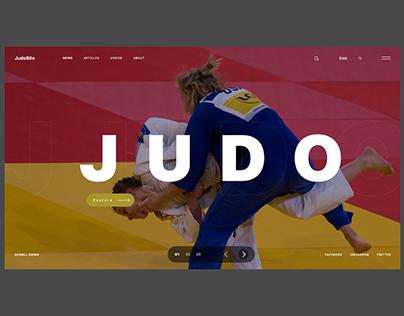 Judo News Site