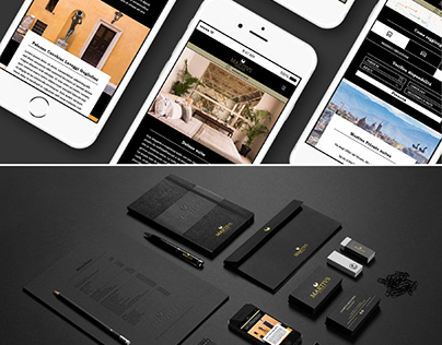 MARTIUS Luxury Suites_Brand Identity