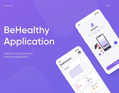 Be Healthy App
