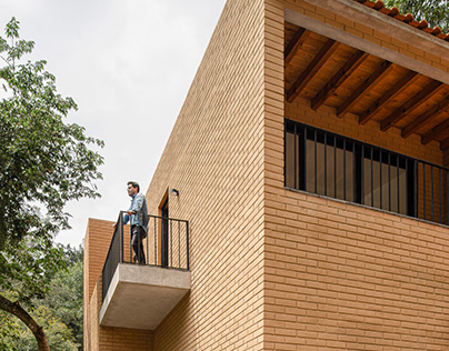 Casa Valle de Bravo / MXTAD