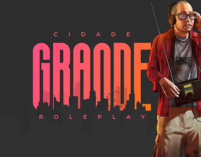 GTA RP - Cidade Grande