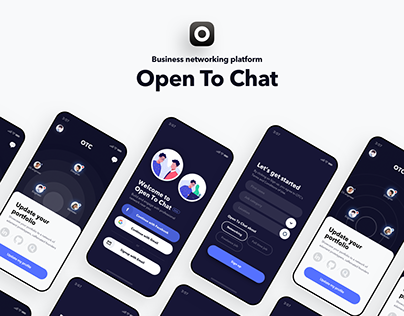 OTC, open to chat, mobile app