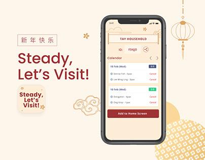 Chinese New Year 2021 Scheduler