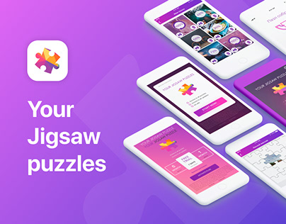 Your Jigsaw puzzles | Mobile App
