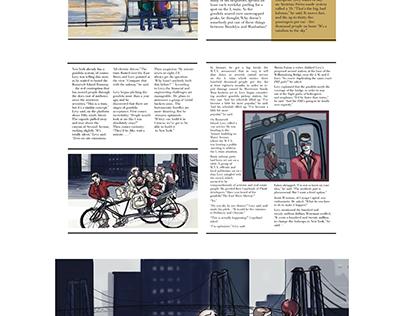 Editorials/Illustrations