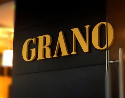 GRANO / Osteria