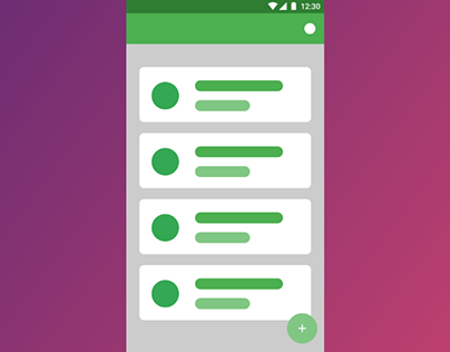 Slider in Dialog & Theme Switch Prototype
