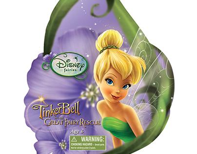 Disney by Heys USA Group - Fairies_Kids Luggage