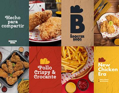 Branding / Marca Broster Bros