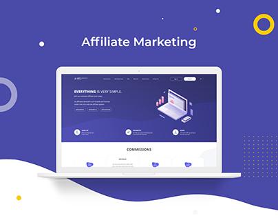 Affiliate Marketing - Landing Page