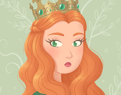 Regina irlandese