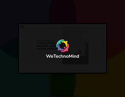 WeTechnoMind Website Design And Development