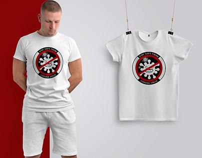 Covid-19 T-shirt Design