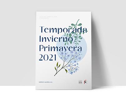 Teatro Santa Ana / Temporada Invierno - Primavera 2021