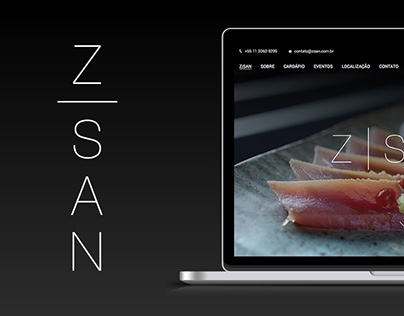 Z|San - Website