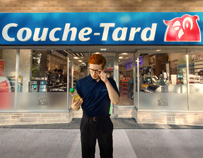 Couche-Tard x Occupation Double