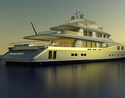 Barracuda YD - MY Barracuda 50 mt