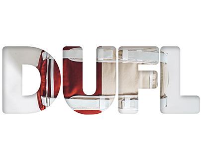 Soft Good Design: DUFL.