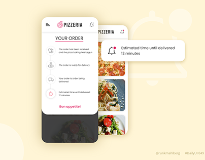 Notifications - Daily UI